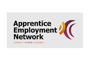 Apprentice Employment Network logo