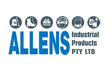 Allens Industrial Products logo